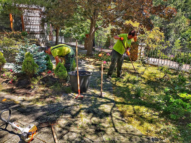 Mantenimiento de jardines - Escorial Green